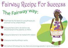 Fairway Recipe For Success!