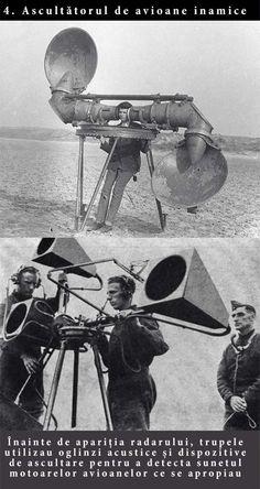 Ascultator de avioane inamice