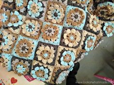 A Birthday, A New Website, and a Pretty Crochet Blanket – Look At ...