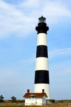 Bodie Island Lighthouse. Manteo, NC. Open for climbing!