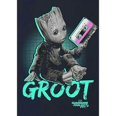 Guardians of the Galaxy - Universo Marvel Get inspired about marvel's superheroes in guardians of the galaxy and all kind of content about the characters rocket, gamora, groot, peter but also paintings and artwork about the movie. Marvel Comics, Films Marvel, Marvel Heroes, Marvel Avengers, Gardians Of The Galaxy, Nightwing, Batwoman, I Am Groot, Poster S
