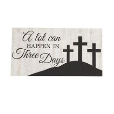 Three days religious dcor sign easter crafts which are crafty Easter Bingo, Easter Puzzles, Easter Activities For Kids, Easter Crafts, Easter Decor, Easter Projects, Easter Ideas, Easter Religious, Chocolate Bunny