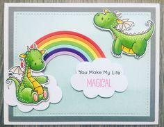 MFT magical dragons  & MFT rainbow  both available in our shop www.cs-getcrafty.com