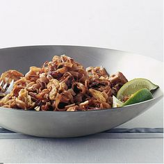best Vegetarian Pad Thai recipe ever, but I add lime to the sauce