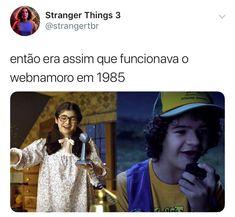 Eleven Stranger Things, Stranger Things Netflix, Love Of My Live, Saints Memes, Got7 Meme, Funny Memes, Jokes, Memes Status, You Lied