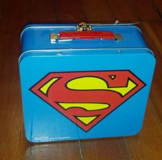 Superman lunchbox