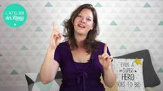 Comptine gestuelle- Petit Escargot - Langue des signes pour bébé avec L'Atelier des Mums