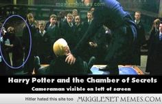 21 Mistakes In Harry Potter Films You Wont Believe You Missed