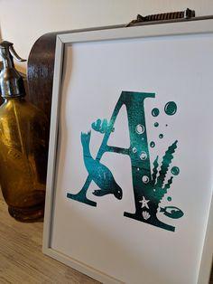 To Boast, Fine Art Paper, Kids Bedroom, Printmaking, Little Ones, Kids Fashion, Nursery, Letters, Colours