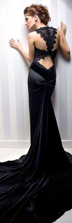 Rochii de Seara - Colectia Velvet Angels 2013 ~