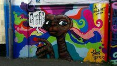 E.T. in Brighton.