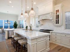 Tour an Oceanfront Home in Dana Point, Calif. | HGTV.com's Ultimate House Hunt >> http://www.hgtv.com/design/ultimate-house-hunt/2015/amazing-kitchens/amazing-kitchens-oceanfront-home-in-dana-point-calif?soc=pinhuhh