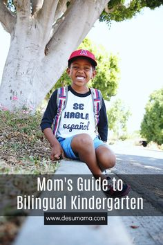 A Mom's Guide for Bilingual Kindergarten Preparation
