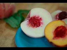 ▶ When Is It Ripe? Peaches - YouTube