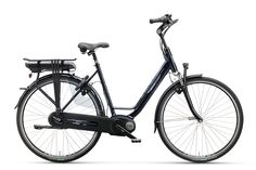 Batavus Milano E-go NuVinci Classic Bikes, Sport Bikes, Bicycle, Vehicles, Black, Chocolate Brown, Campaign, Medium, Trial Bike