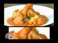 Reteta Ostropel de pui Jamie Oliver, Shrimp, Food And Drink, Chicken, Meat, Recipes, Recipies, Ripped Recipes, Cooking Recipes