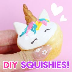 How to Make DIY Squishies!