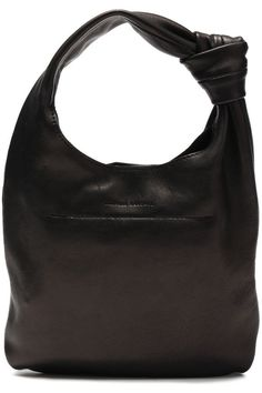 Knotted leather tote | LOEFFLER RANDALL | Sale up to 70% off | THE OUTNET