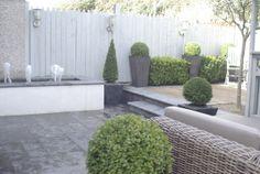 Low maintenance garden, semi detached residence www.thepavilion.ie