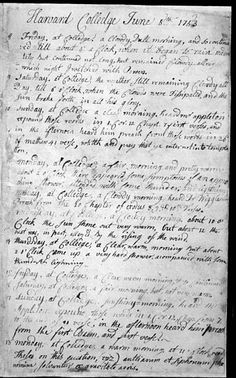 document analysis 1 john winthrop's Following a brief background discussion of john winthrop, i will outline three paradoxes illustrated by the sermon to sustain puritan public life: (1) a body politic .