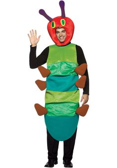 The Very Hungry Caterpillar Costume - Animals at Escapade™ UK