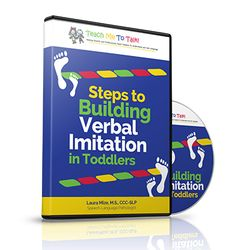 Building Verbal Imitation Why Can't My Child Talk? Common Types of Speech and Language Disorders