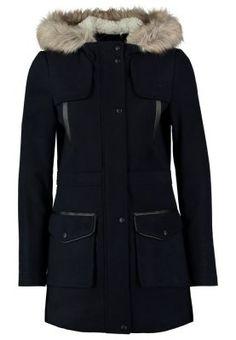Die kalten Tage können dir nichts mehr anhaben! Dorothy Perkins Wollmantel / klassischer Mantel - navy für 59,95 € (03.03.15) versandkostenfrei bei Zalando bestellen.