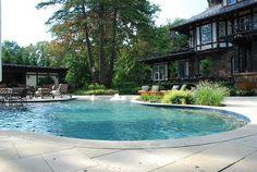 SJ Valenza, Inc Gunite Inground Pool Designer #swimming #pool #spa #jacuzzi #NewYork #NewJersey