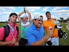 A bit of fun with the #golferstereotypes. True that!: