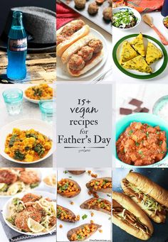 15+ Manly Mouth-watering Vegan Recipes for Father's Day   yumsome.com