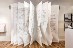 Candid, Powerful Diary Entries Become Public Art in HBO's Celebration of Women's History – Adweek Museum Exhibition Design, Exhibition Display, Exhibition Ideas, Book Installation, Large Scale Art, Diary Entry, Museum Displays, Women In History, Ancient History