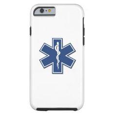 EMT and Paramedics Phone Cases
