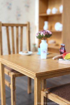 24 best miniature benches images doll furniture miniature dolls rh pinterest com