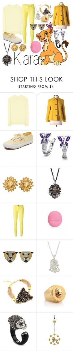 """Kiara~ DisneyBound"" by basic-disney ❤ liked on Polyvore featuring Yves Saint Laurent, Lands' End, Superga, Bling Jewelry, Chanel, Plukka, 7 For All Mankind, Eos, Bulgari and Andrew Hamilton Crawford"