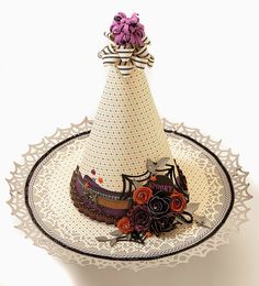 Annual Inspirations Witch Hats Tutorial