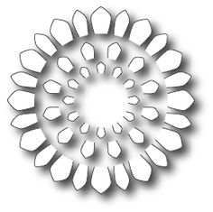 Sunburst Cutwork - Memory Box -  [98589 MB] - $10.99