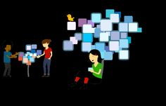 This website helps you to organize and share content.