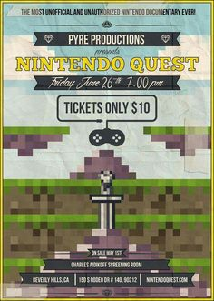 Nintendo Quest to play in Beverly Hills