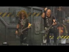 YoleiMetalRock: Accept - Live at Wacken Open Air 2017 with Orchest...