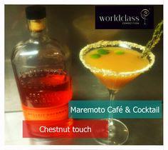 """El tiempo de  promoción de nuestro querido """"Chestnut touch"""" para #WorldClass15  termina, pero podréis seguir disfrutando de él cuando lo deseéis, pues ha pasado a ocupar un lugar de honor en nuestra carta. Gracias de nuevo a todos por vuestra acogida. Nos vemos en Maremoto Café & Cocktail!"""