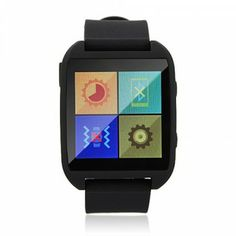 SmartQ Z Watch Lite Gear Water-proof Bluetooth Touch Screen for iOS Android Devices