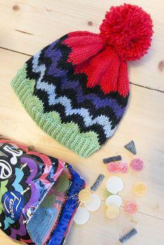 Aikuisen Re-mix-pipo Novita 7 Veljestä | Novita knits