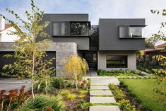 Home Building Design, Building A House, House Design, Rachel House, Facade House, House Facades, Facade Design, Modern Exterior, House Front