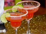Kicked Up Blood Orange Mezcalita for Cinco De Mayo!