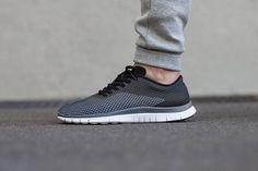 Nike Free Hypervenom Low Black/Cool Grey