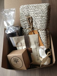Seasons Box Review - January 2013 - Monthly Subscription Boxes and Reviews