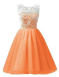 MicBridal Flower Girl / Adult Ball Gown Lace Short Prom Dress - http://www.darrenblogs.com/2017/02/micbridal-flower-girl-adult-ball-gown-lace-short-prom-dress/