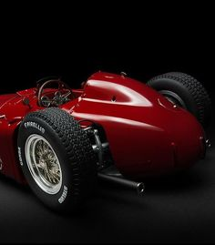 (1954 Lancia D50 F1 Racer)