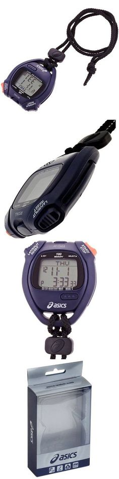 Stopwatches 166149: Asics Running Stop Watch As01 Cqas0102 Japan New . -> BUY IT NOW ONLY: $71.84 on eBay!