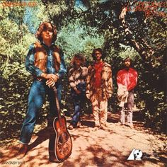 Creedence Clearwater Revival Green River 200g LP